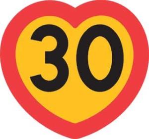 30-hjarta